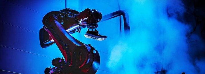 Business robotics at Adidas