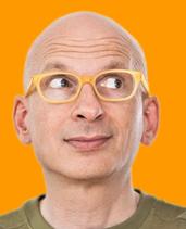 Seth Godin blogs