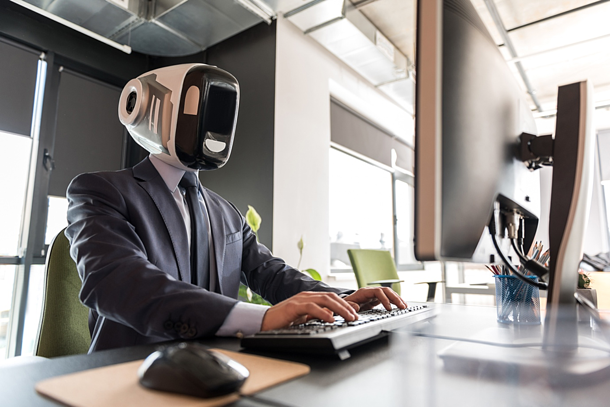 Robots won't replace you: here's how to future-proof your HR position
