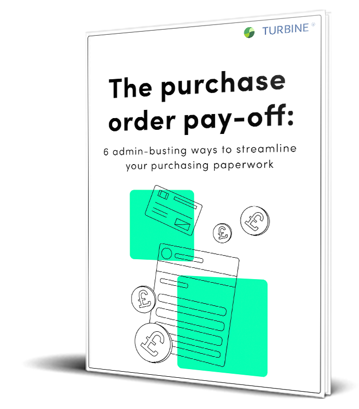 Turbine-The purchase order pay-off-mockup ebook