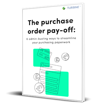 The purchase order pay-off ebook
