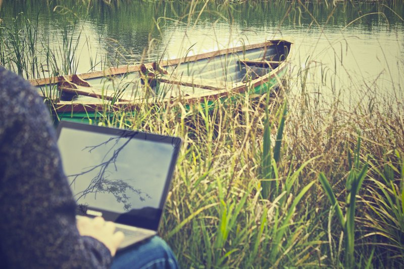The perfect paperless employee: everything you need to become a working nomad