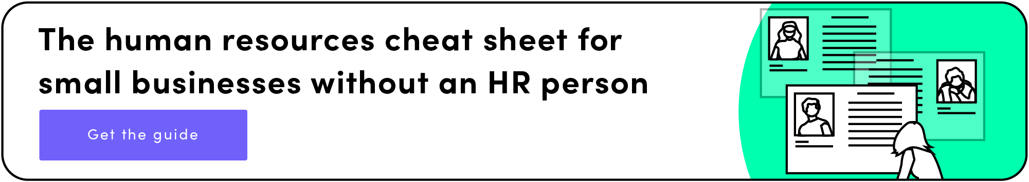 Download the human resources cheat sheet here