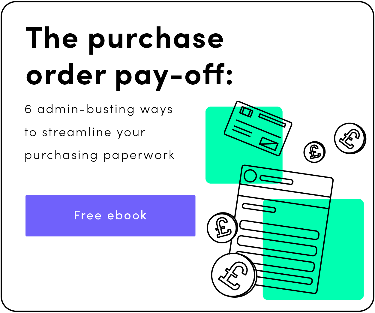 Download our guide: The Purchase Order Payoff
